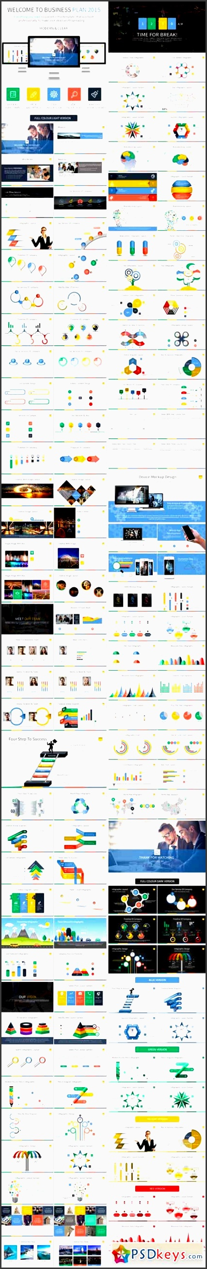 business plan 2015 powerpoint template