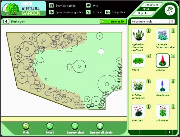 5+ Free Garden Planner Template Online - SampleTemplatess ...