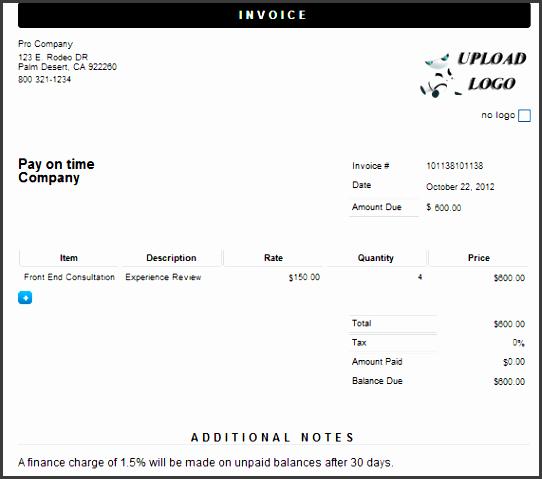 robo invoice free online invoice creator tech shortly