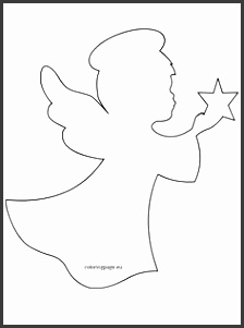 coloring pageschristmas angelchristmas angel shapesanta claus t boxchristmas tree template to printchristmas tree clip artsanta claus free
