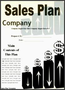 2 best sales plan templates