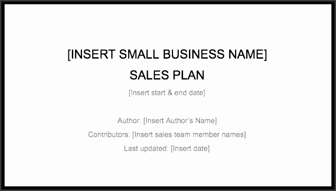 once you have pleted your sales plan using the sales plan template above i would strongly re mend enabling it in a small business crm tool like