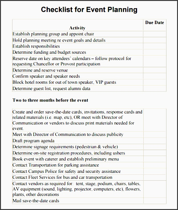 Funeral Planning Checklist Layout  Sampletemplatess