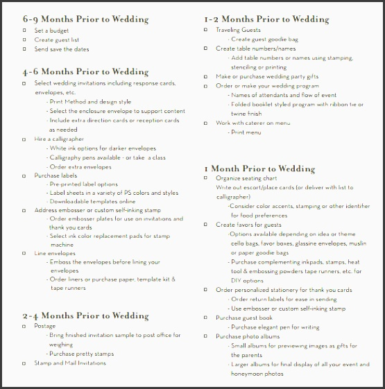 use of below provided funeral planning checklist template is a planning a wedding checklist template lets you develop a checklist when planning a