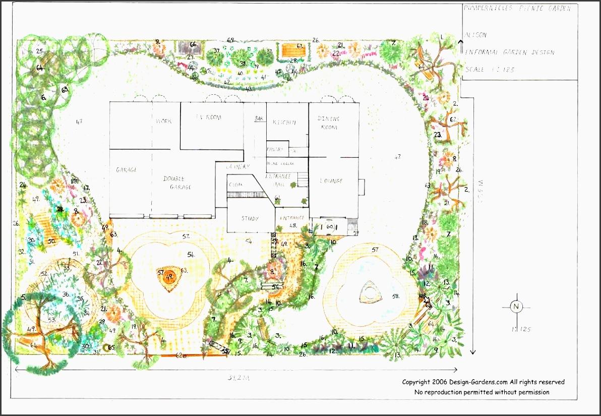 10 Garden Planner Template Free Of Cost - SampleTemplatess ...