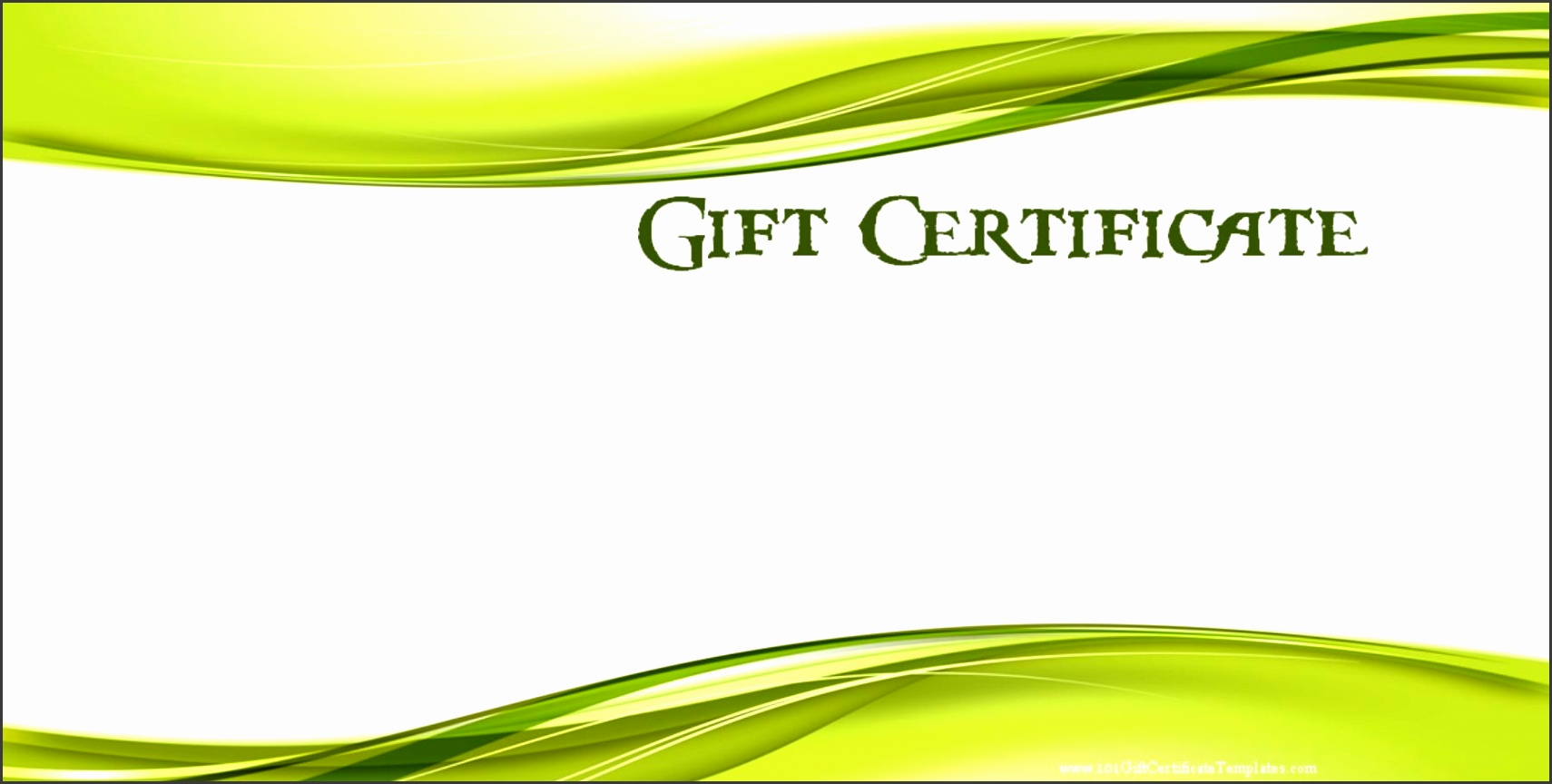 blank t certificate which can be customized