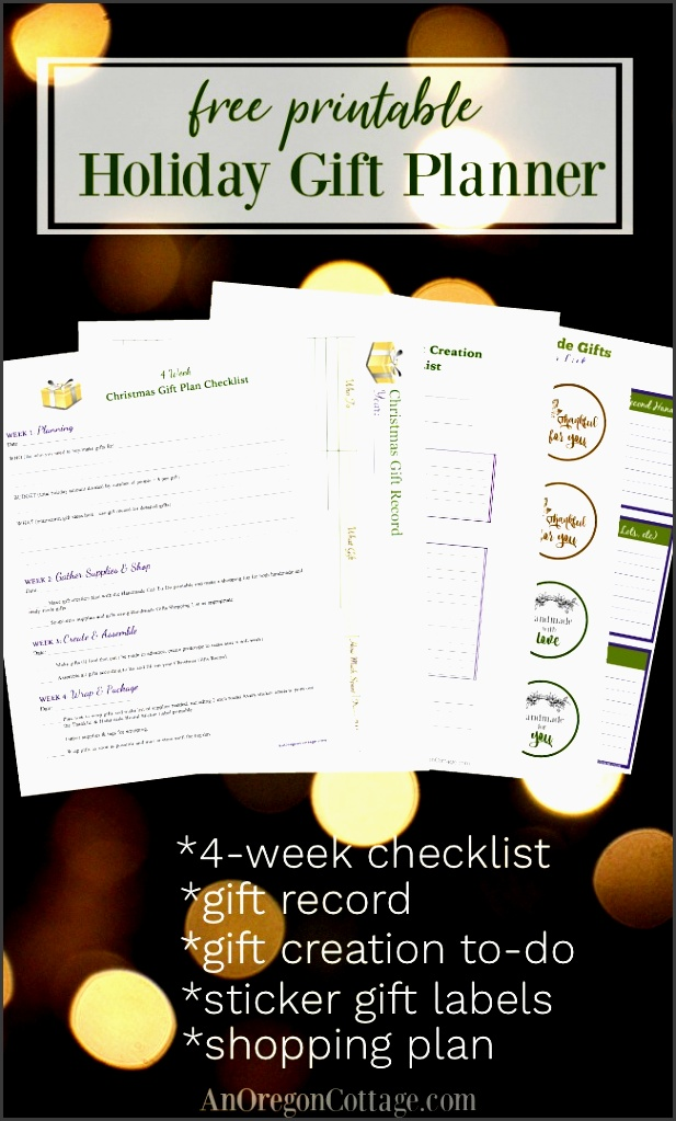 free printable holiday t planner 650x1066