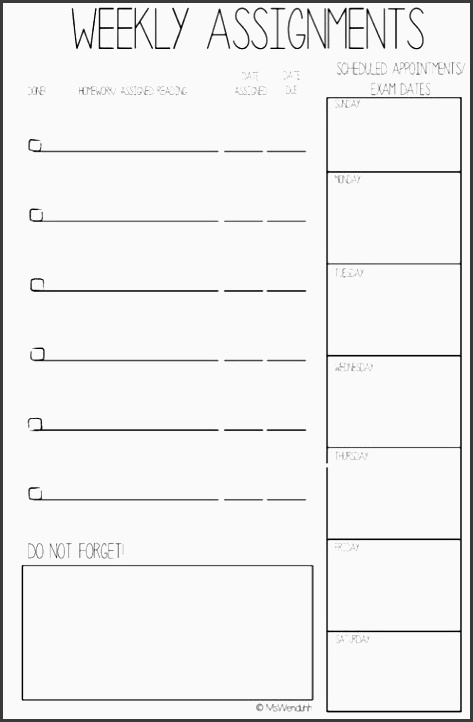 free college planner printables stickers