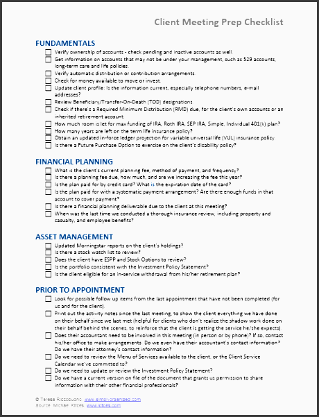 11 how to edit estate planning checklist template