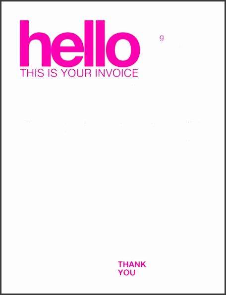 25 beautiful invoice design ideas on pinterest unusual creative template
