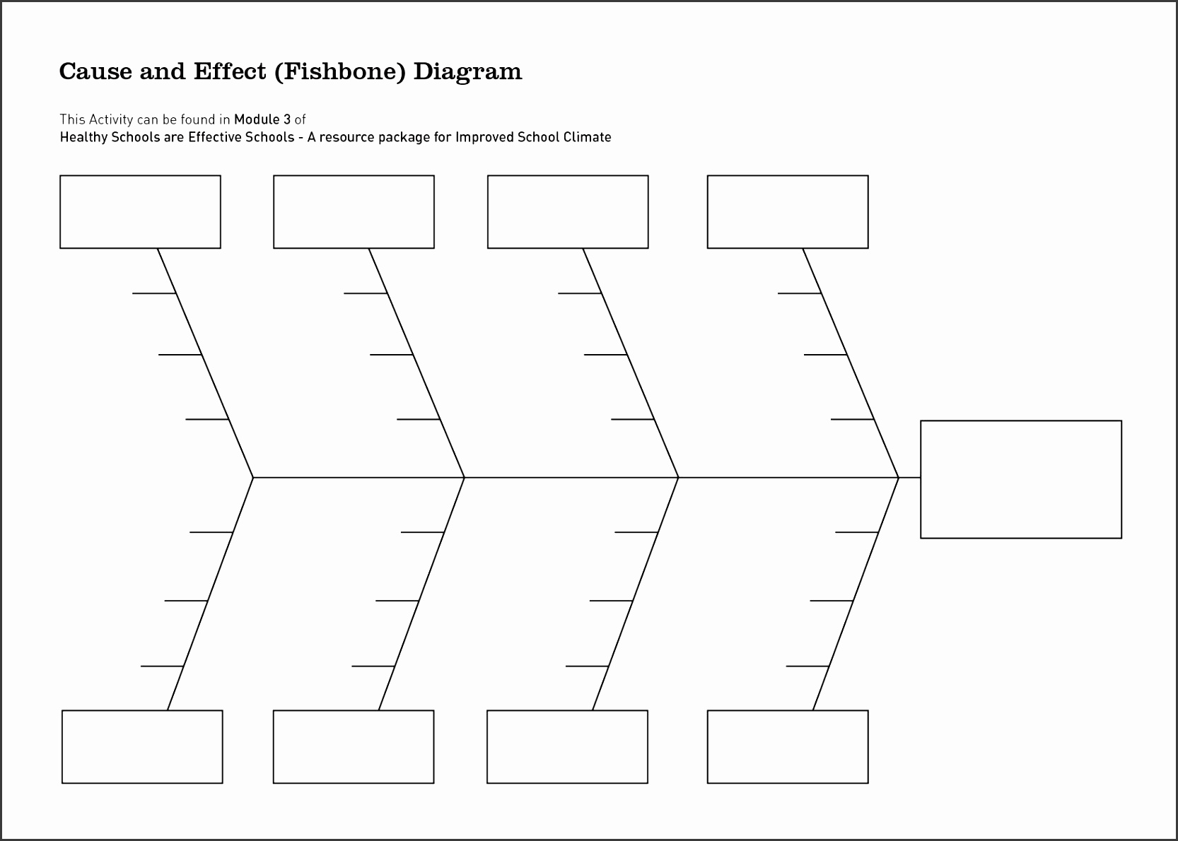 fishbone diagram template xls - 9 ishikawa diagram template sampletemplatess
