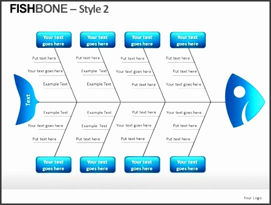 free fishbone diagram template powerpoint cause powerpoint templates slides and graphics printable