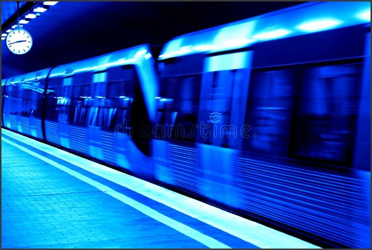 metro station blueprint stock photo image of idea itinerary