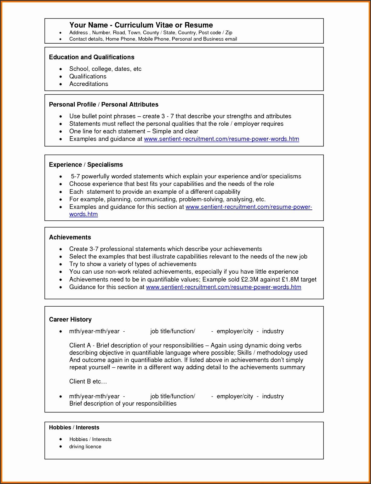 my blueprint resume builder business agreements sample