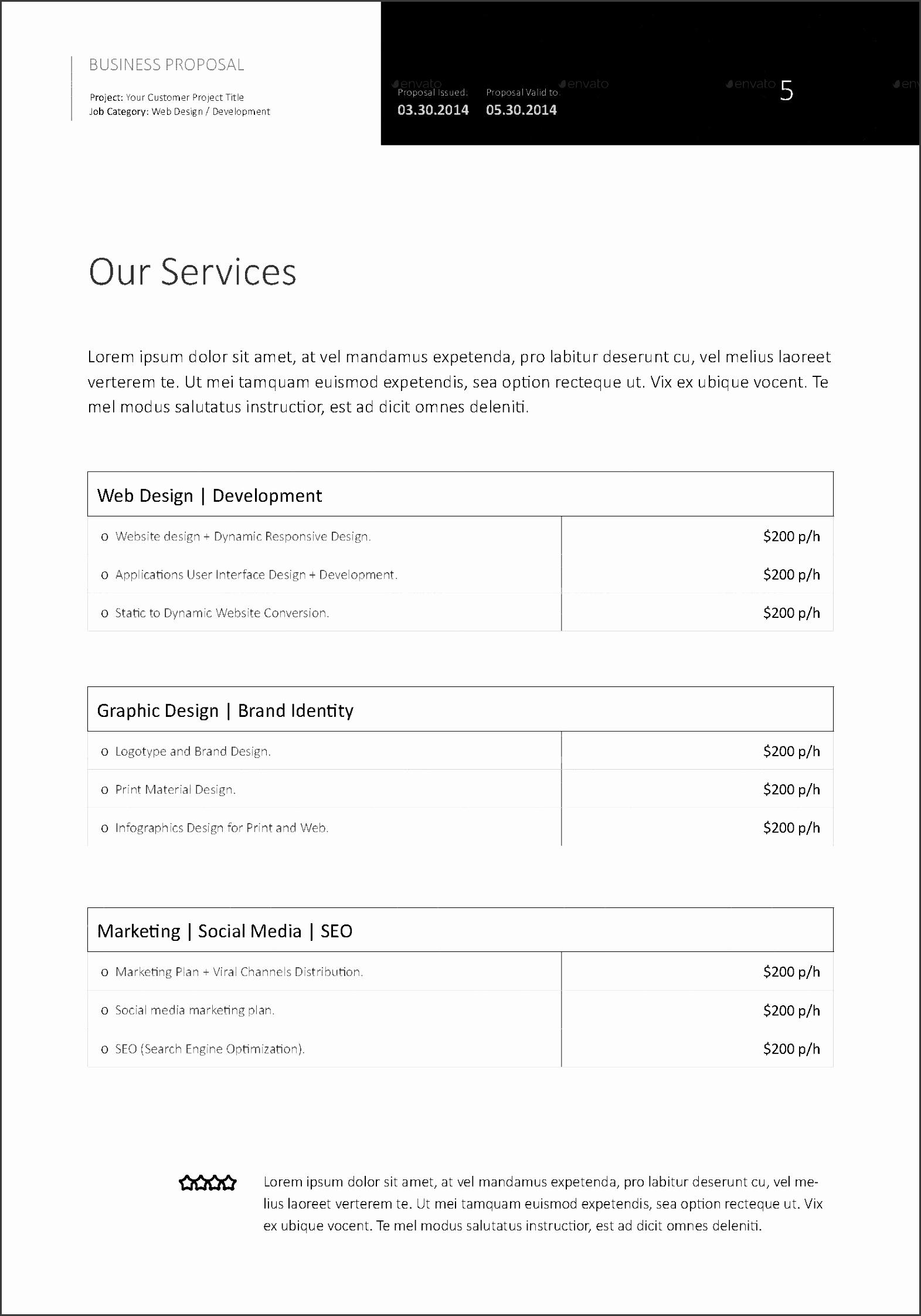 design e proposal template page 05