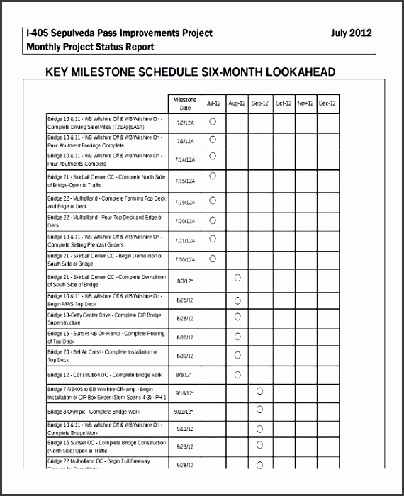 14 real estate project report templates 6 free word pdf