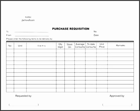 purchase requisition form for free aashe