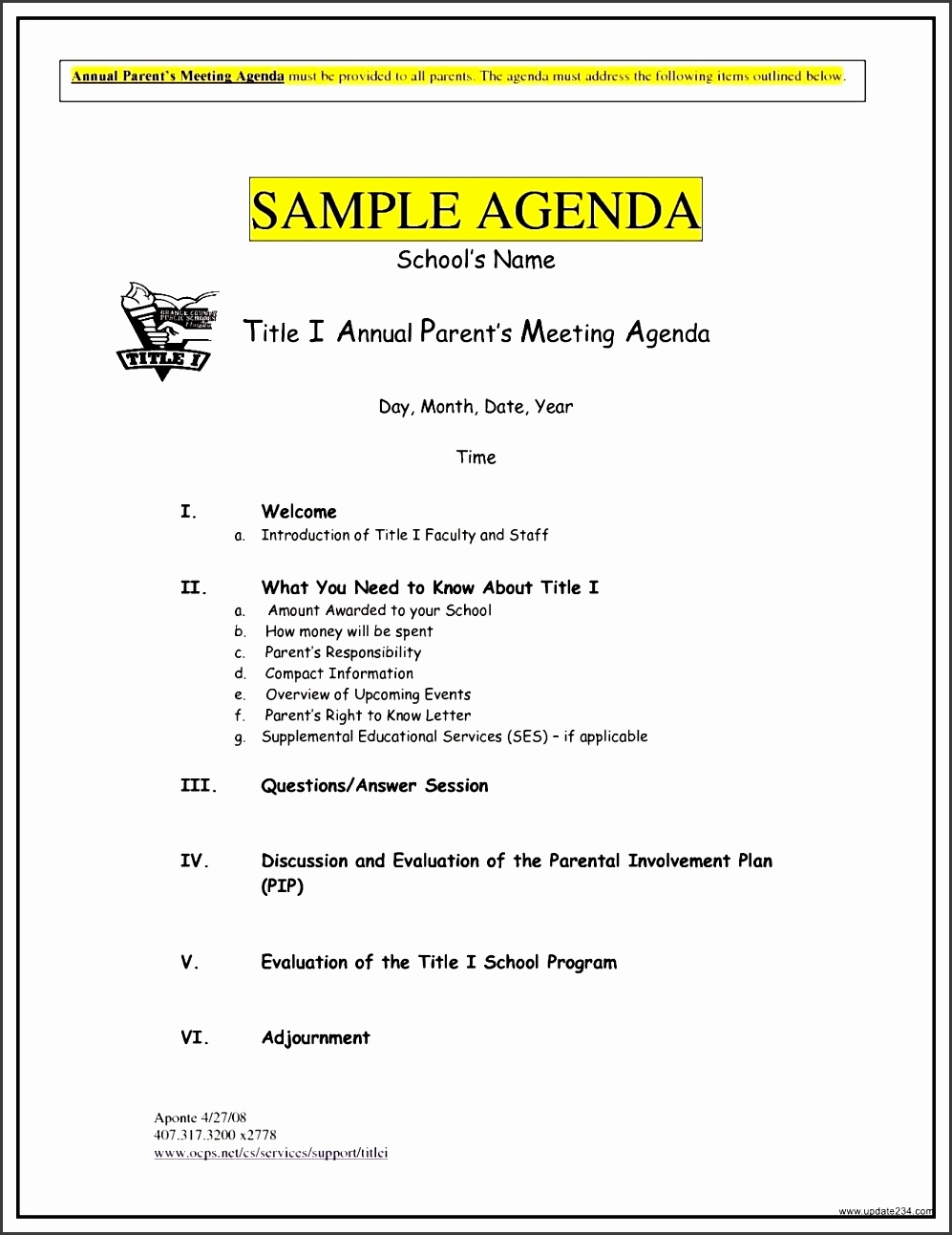 Meeting Agenda Template Word Ms Office Templates Microsoft Format Free  Agenda An Image Part Of  Formal Meeting Agenda Template