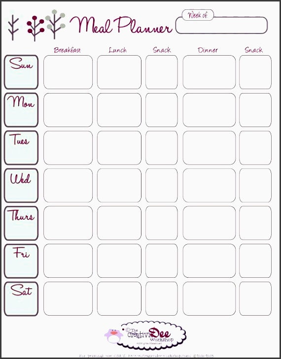 best 25 weekly meal planner ideas only on pinterest meal