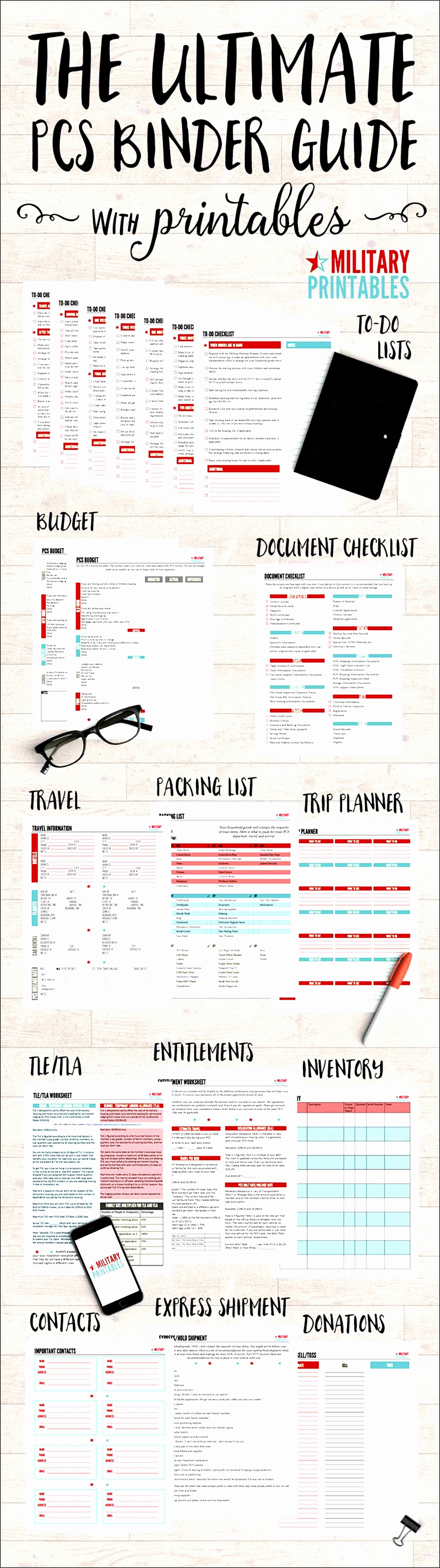 8 Moving Packing List Template SampleTemplatess SampleTemplatess