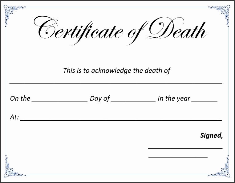 Blank Certificate Template Certificate Template Microsoft Word Templates  Ideas  Birth Certificate Template For Microsoft Word