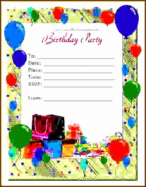 6 ms word birthday card template