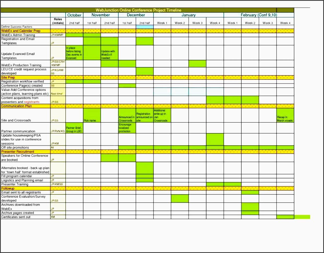 10 one week planner online