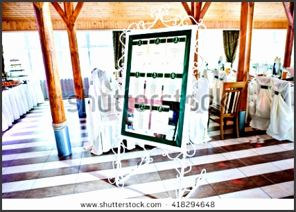 wedding guest list planner of numer of they table on wedding party