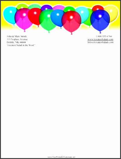 free helium balloons party invitation template
