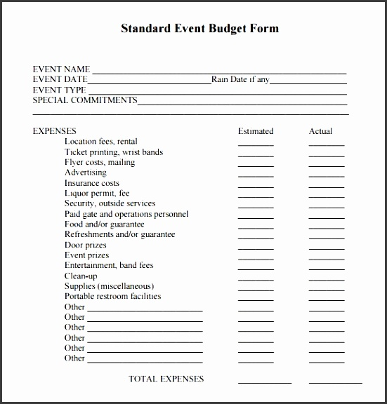 event bud template 4