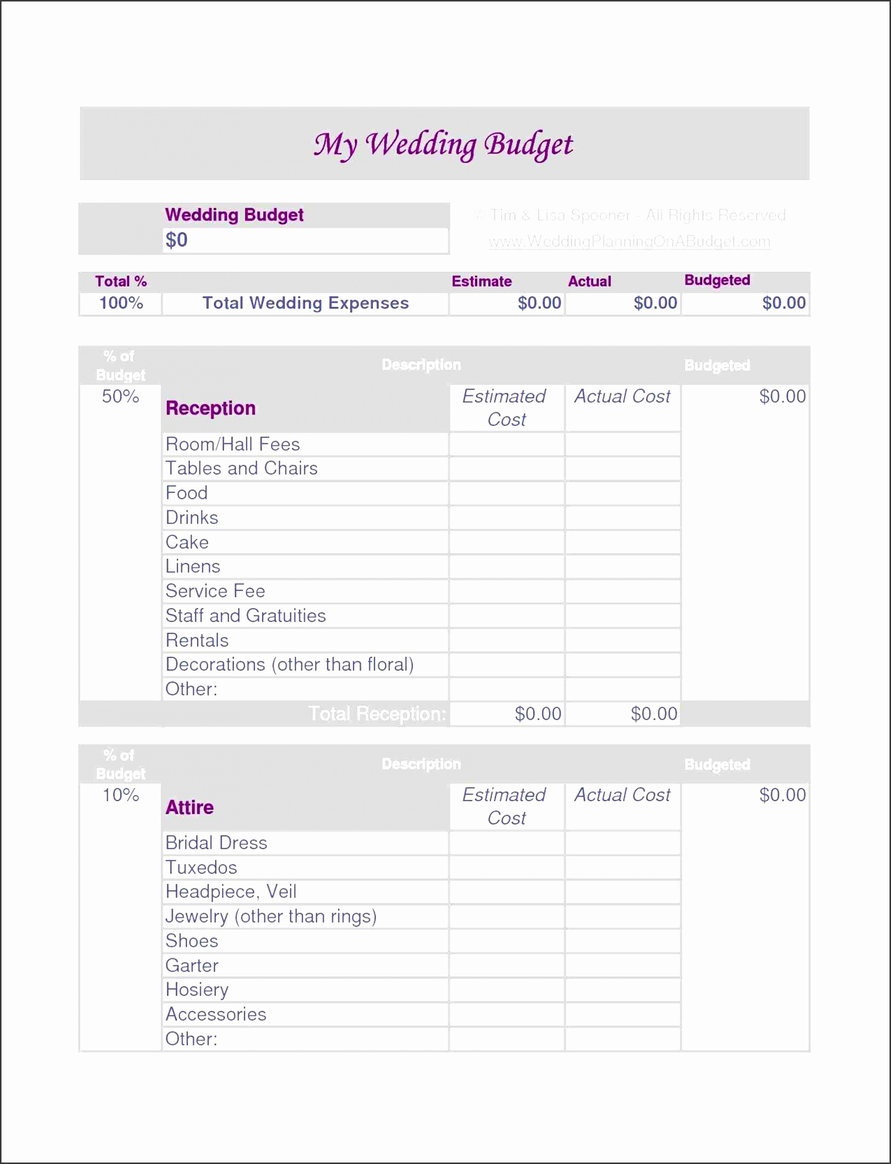 haisume event event bud calculator bud planning worksheet u haisume table template free wedding reception layout