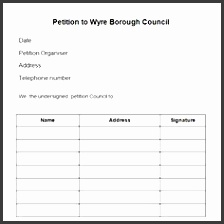 sample petition forms to print petition template 23 free documents in pdf