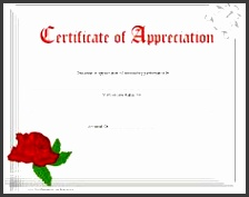 Templates Free Printable Employee Appreciation Certificate Template Best  Free Home Design Idea Inspiration  Employee Appreciation Certificate Template Free