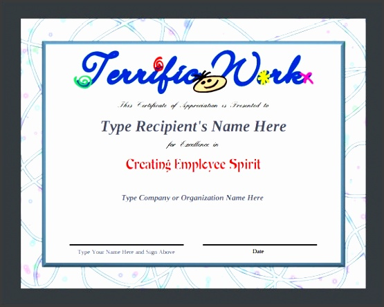 Fantastic certificate of commendation template contemporary 8 printable certificate of appreciation template sampletemplatess yadclub Gallery