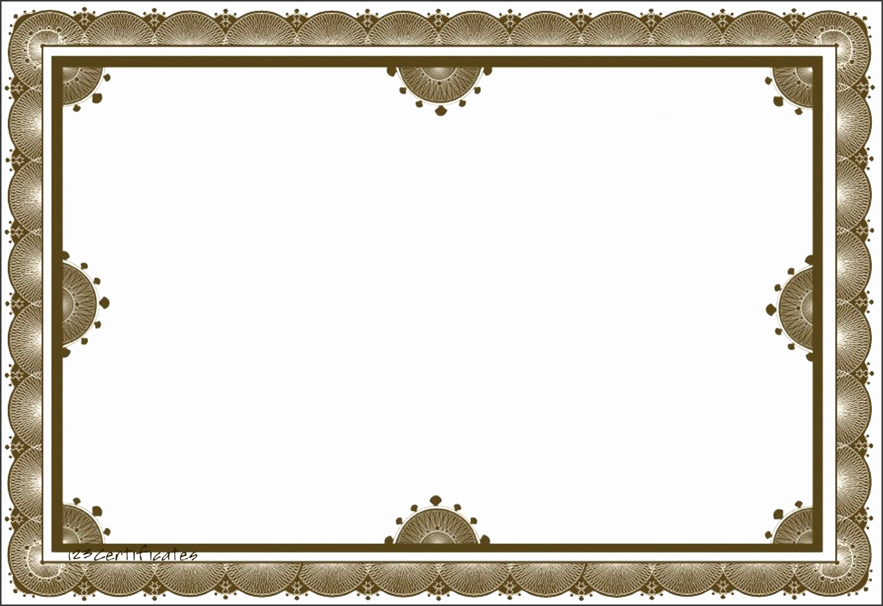 8 printable certificate of appreciation template sampletemplatess designs appreciation certificate templates blank yelopaper Choice Image