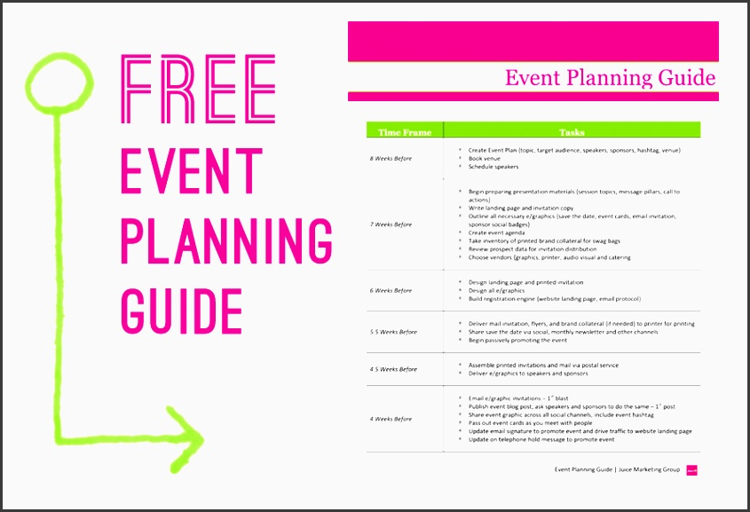 5 printable church event planning checklist - Plan it event design and management ...
