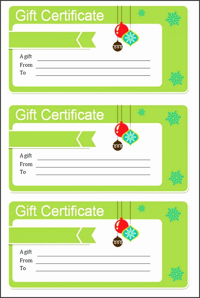 4  printable coupon template