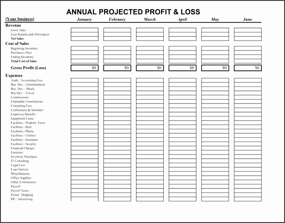 7 printable job estimate template