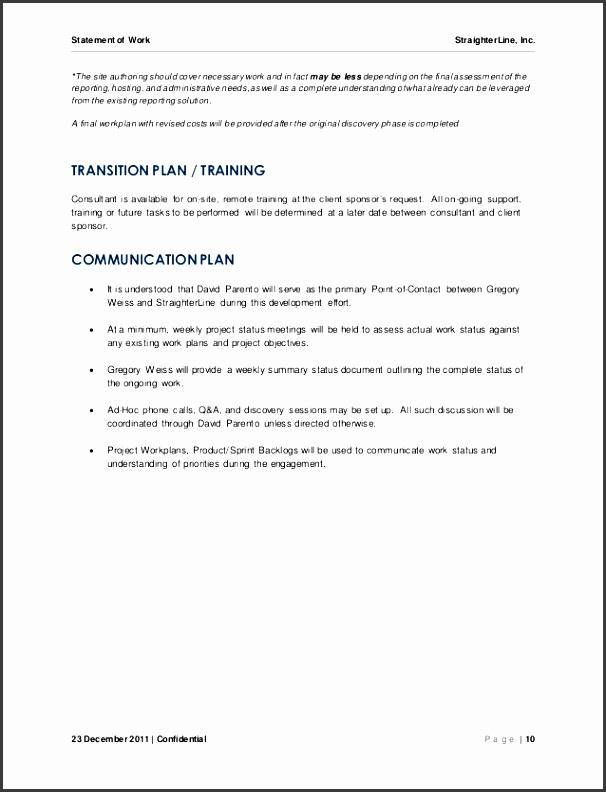 5 printable statement of work sampletemplatess sampletemplatess