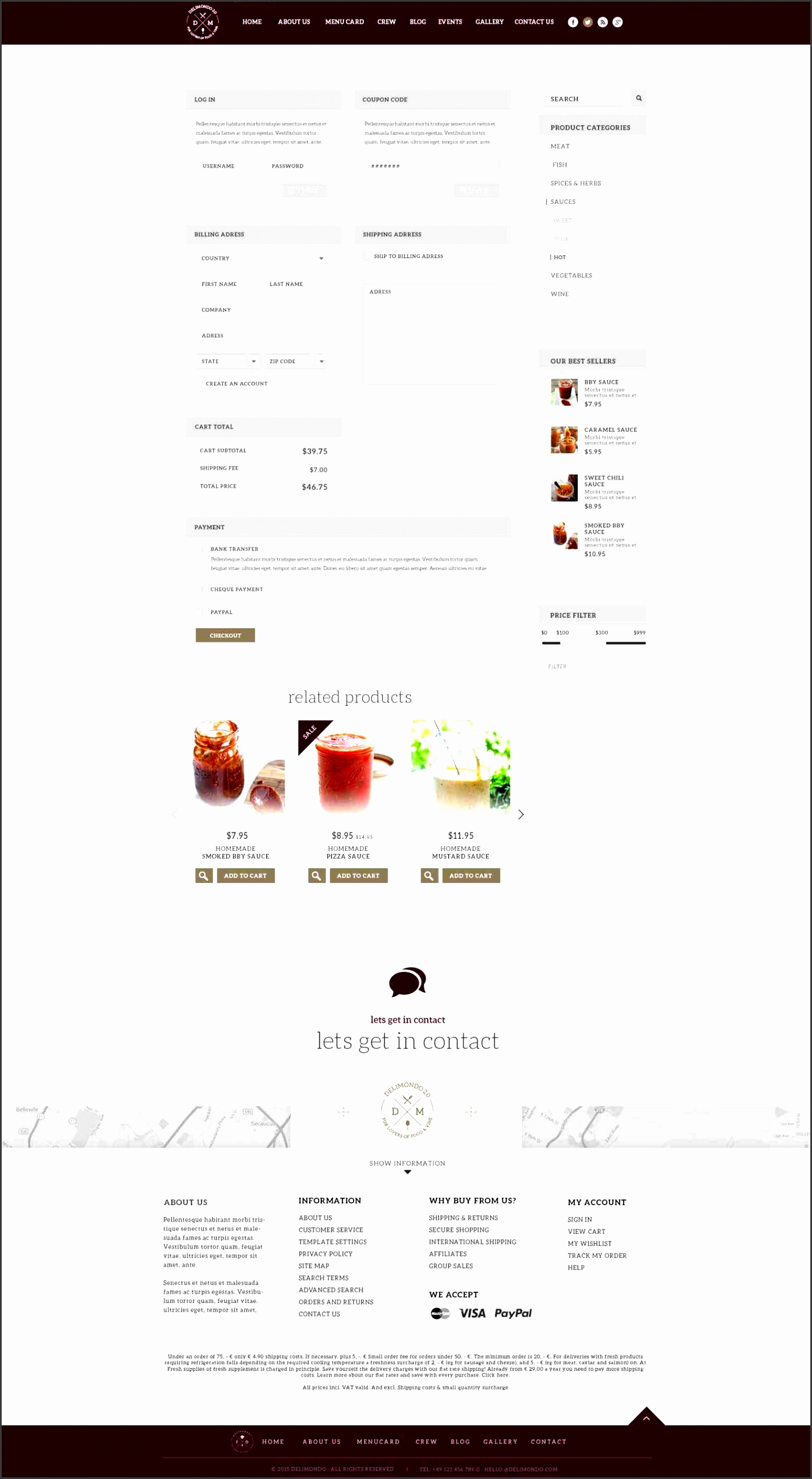 10 product price sheet template sampletemplatess for Product price list template with pictures
