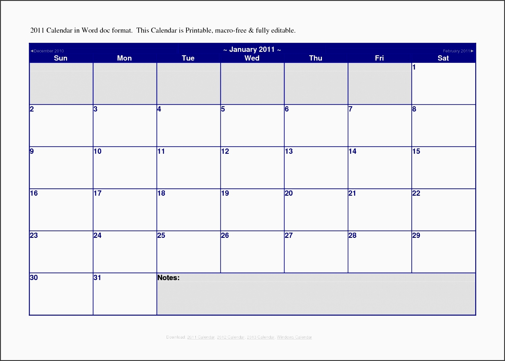 Monthly planner template for Free planner templates