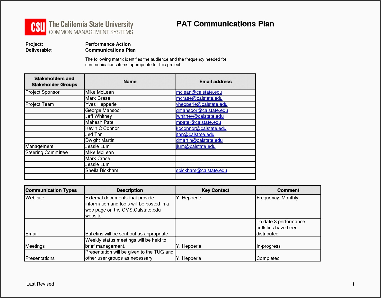 100 Sample Project Plan Template Word Excel Template