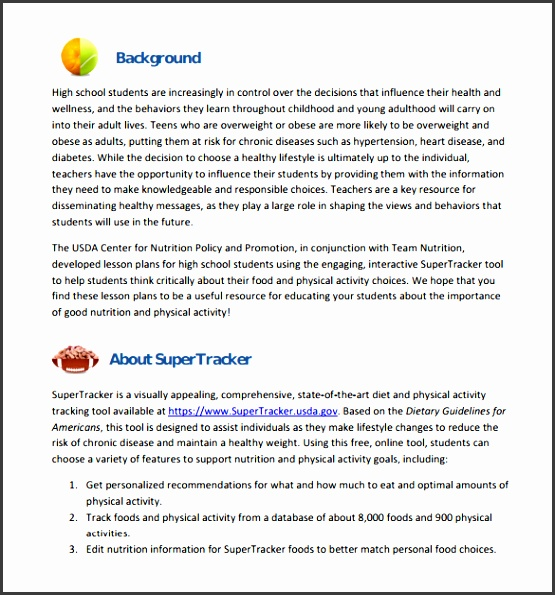 School Lesson Plan Template  Sampletemplatess  Sampletemplatess
