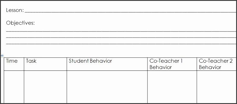 School Lesson Plan Template SampleTemplatess SampleTemplatess - Lesson plan template australia