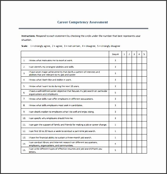 4 skills assessment format sampletemplatess sampletemplatess. Black Bedroom Furniture Sets. Home Design Ideas