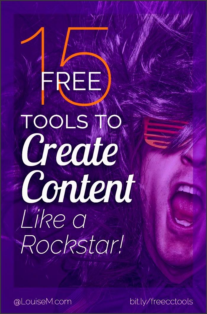 15 free content creation tools to crush your marketing small business marketingmarketing bud marketing