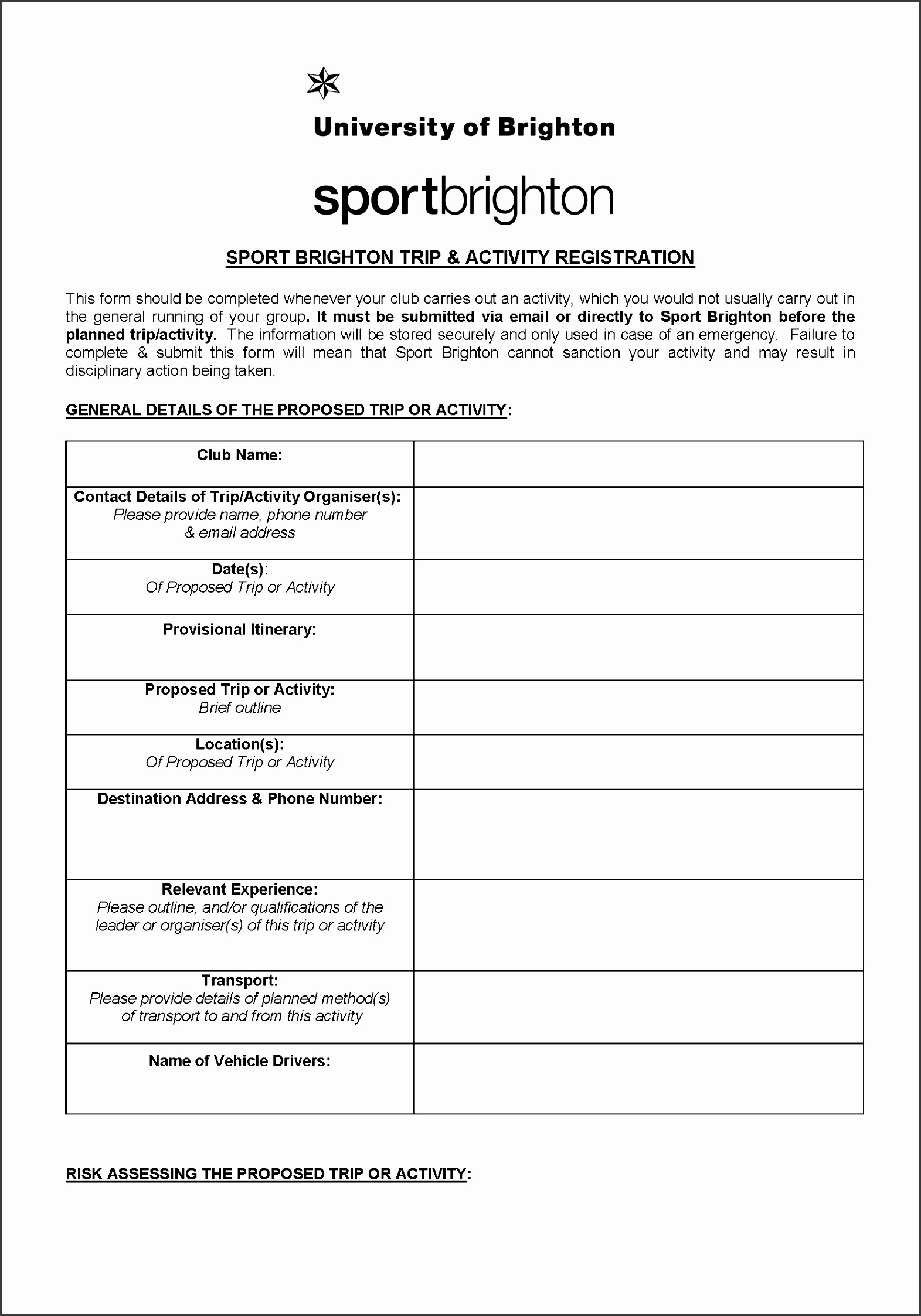 11 Sports Sign Up Sheet Template Sampletemplatess