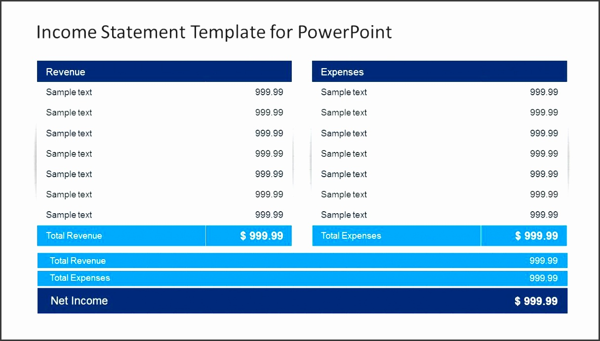 in e statement powerpoint template