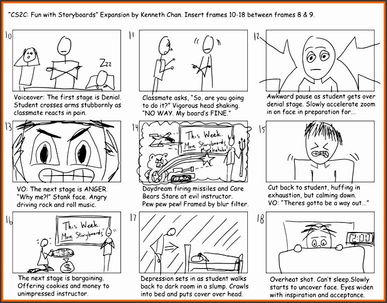 storyboard examples 17bc1810e45b d57b478d8de6d28 storyboard examples