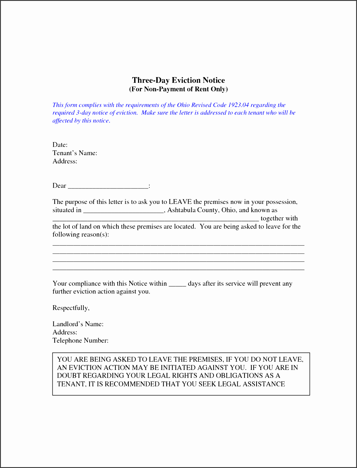best photos of ohio eviction notice template ohio eviction ohio eviction notice sample post ohio